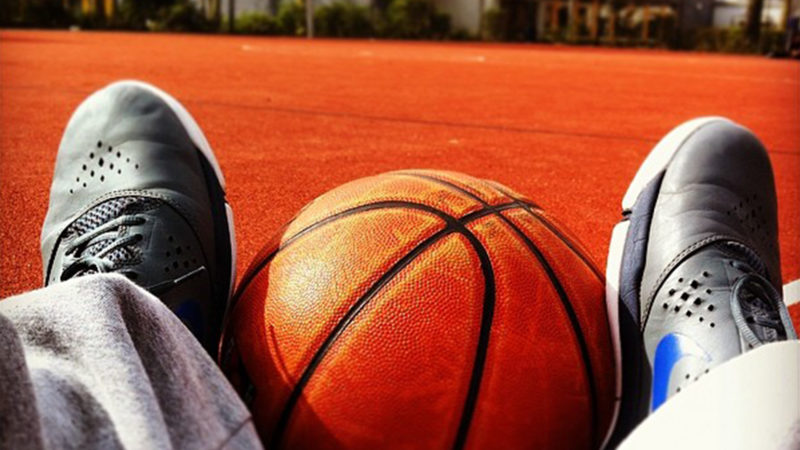 Basketball Pause