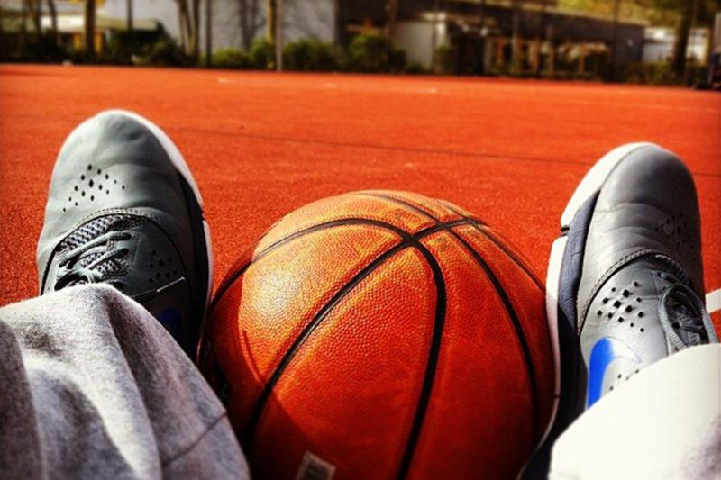 Mein Ventil – Me, Myself & Basketball