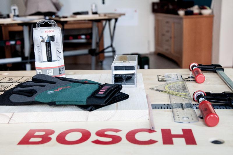 Bosch DIY Workshop – Frauen unter sich