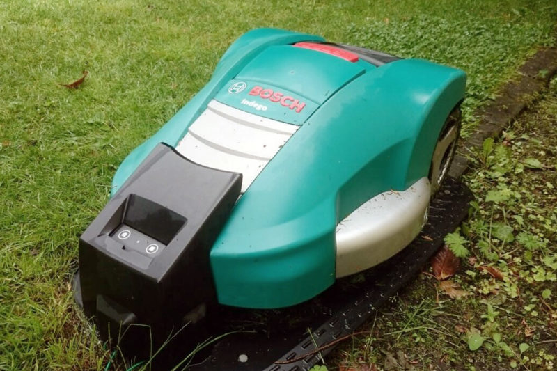 Mähroboter – Der einfache Weg zum gepflegten Rasen